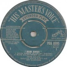 Boogie Blues - Gene Krupa