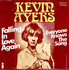 Falling In Love Again - Kevin Ayers