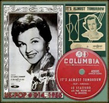 It's Almost Tomorrow - Jo Stafford