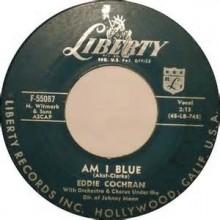 Am I Blue - Eddie Cochran