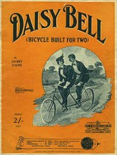 Bicycle Built For Two - Katie Lawrence
