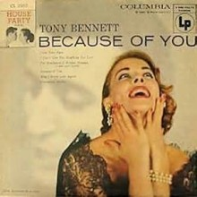 Boulevard Of Broken Dreams - Tony Bennett