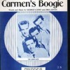 Carmen's Boogie - The Crew-Cuts