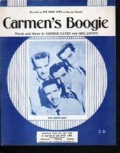 Carmen's Boogie - The Crew-Cuts
