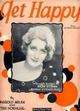 Get Happy - Ruth Etting