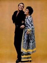Harry Belafonte, Lena Horne