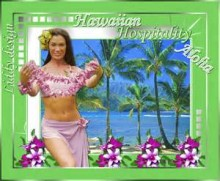 Hawaiian Hospitality - Napua Stevens
