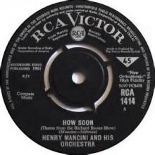 How Soon - Henry Mancini