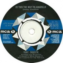 Is This The Way To Amarillo - Tony Christie