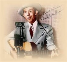 Last Night I Dreamed Of Heaven - Hank Williams