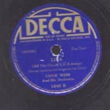 Liza (All The Clouds'll Roll Away) - Al Jolson