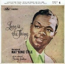 Love Is Here To Stay - Nat King Cole