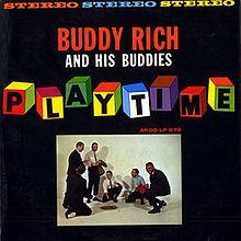 Lulu's Back In Town - Buddy Rich