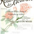 Roses De Picardie - Yves Montand