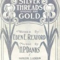 Silver Threads Among The Gold - Richard Jose