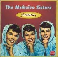 Sincerely - The McGuire Sisters