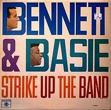 Strike Up The Band - Tony Bennett