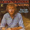 Sundown - Gordon Lightfoot