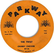 The Twist - Chubby Checker