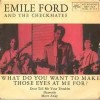 What Do You Want To Make Those Eyes At Me For - Emile Ford