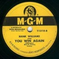 You Win Again - Hank Williams
