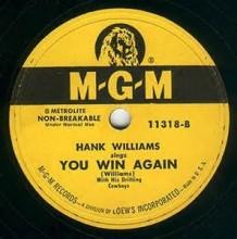 You Win Again - Hank Williams