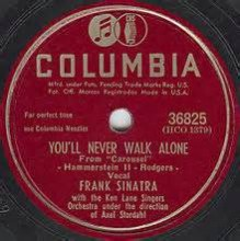 You'll Never Know - Frank Sinatra