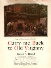 Carry Me Back To Old Virginny - Alma Gluck