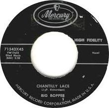 Chantilly Lace - The Big Bopper
