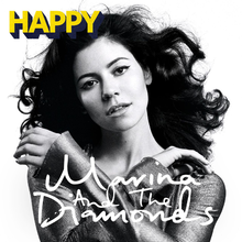 Happy - Marina And The Diamonds