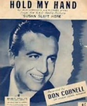 Hold My Hand - Don Cornell