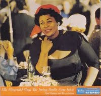 I Used To Be Color  Blind - Ella Fitzgerald