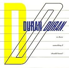 Is There Something I Should Know - Duran Duran