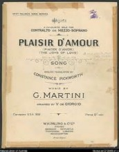 Plaisir D'amour - Hector Berlioz