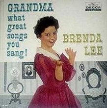 Rock-A-Bye Your Baby - Brenda Lee