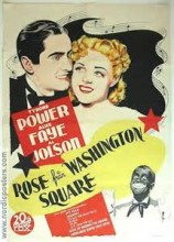 Rose Of Washington Square - Al Jolson