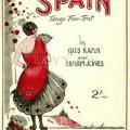 Spain - Isham Jones