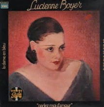 Speak To Me Of Love - Lucienne Boyer