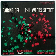 Suddenly It's Spring - Phil Woods