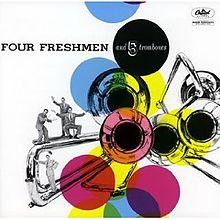 The Last Time I Saw Paris - The Four Freshmen