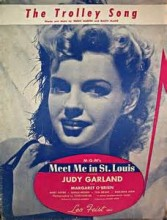 The Trolley Song - Judy Garland