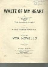 Waltz Of My Heart - Ivor Novello